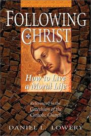 Cover of: Following Christ