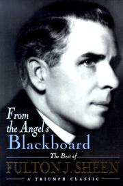 Cover of: From the Angel's Blackboard
