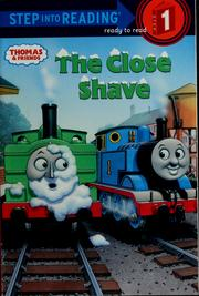 Cover of: The close shave | Richard Courtney
