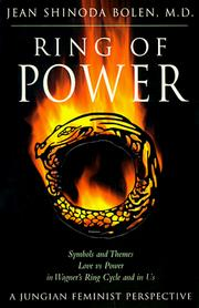 Cover of: Ring of power