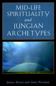 Cover of: Mid-life spirituality and Jungian archetypes