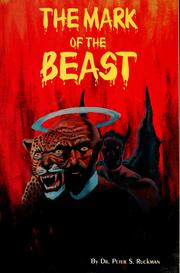 Cover of: Mark of the Beast