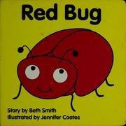 Cover of: Red bug | Beth Smith