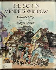 Cover of: Sign in Mendel's Window