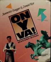 Cover of: On y va!