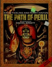 Cover of: The path of peril | David Fickling