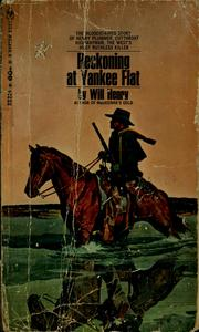 Cover of: Reckoning at Yankee Flat