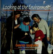 Cover of: Looking at the environment