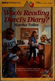 Who's reading Darci's diary ?