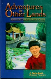 Cover of: Adventures in other lands
