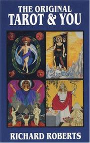 Cover of: The Original Tarot & You