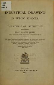 Cover of: Industrial drawing in public schools