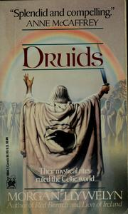 Cover of: Druids