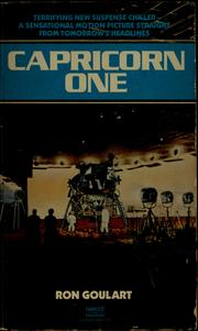 Cover of: Capricorn One