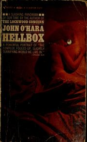 Cover of: Hellbox