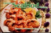 Cover of: Favorite seafood recipes | Sally Murphy Morris