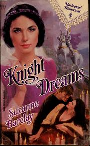 Cover of: Knight dreams