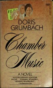 Cover of: Chamber music