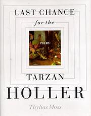 Cover of: Last Chance for the Tarzan Holler