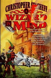 Cover of: A wizard in mind