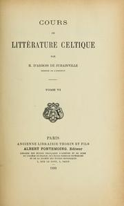 Cover of: La civilization des Celtes et celle de l'épopée homerique