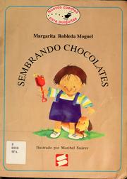Cover of: Sembrando chocolates