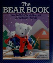 Cover of: The Bear book