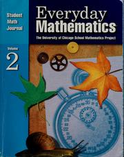 Cover of: Everyday mathematics | Max Bell