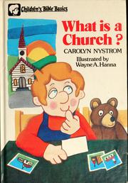 Cover of: What is a church?
