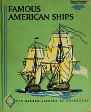 Cover of: Famous American ships | Walter Franklin