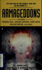 Cover of: Armageddons | Copyright Paperback Collection (Library of Congress)