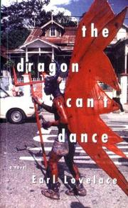 Cover of: The Dragon Can't Dance (Karen and Michael Braziller Books)