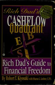 Cover of: The cashflow quadrant