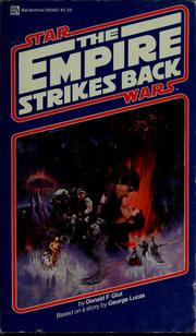 Cover of: The Empire strikes back by Donald F. Glut