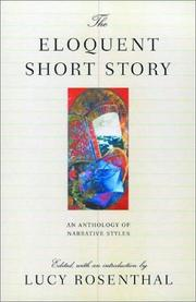 Cover of: The eloquent short story |