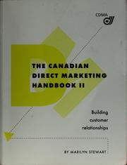 Cover of: The Canadian direct marketing handbook II