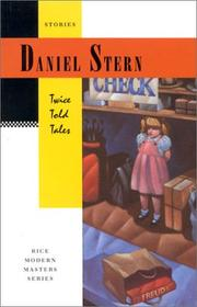 Twice told tales by Stern, Daniel