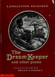 Cover of: The dream keeper and other poems