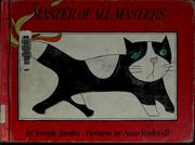 Cover of: Master of all masters