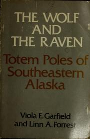 The wolf and the raven by Viola Edmundson Garfield