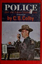Cover of: Police | C. B. Colby