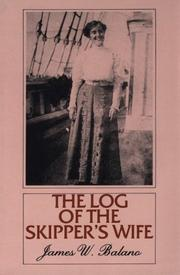 Cover of: The log of the skipper