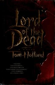 Cover of: Lord of the dead