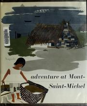 Cover of: Adventure at Mont-Saint-Michel