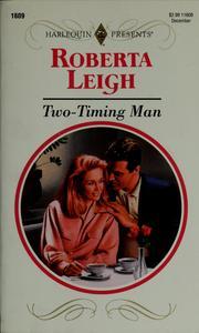 Two-timing man