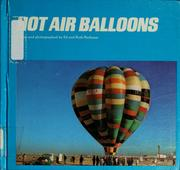 Cover of: Hot air balloons