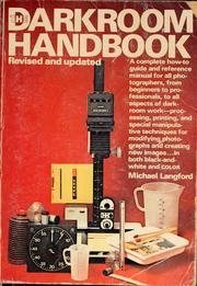 Cover of: The darkroom handbook