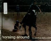 Cover of: Horsing around
