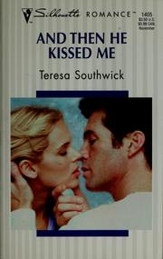 Cover of: And then he kissed me