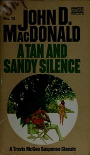 Cover of: A Tan & Sandy Silence